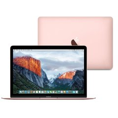 "Apple MacBook 12"" 256GB Rose Gold (MNYM2) 2017, Rose Gold"