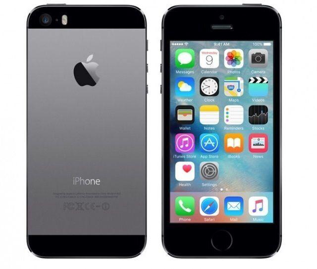 iphone 5s кольори