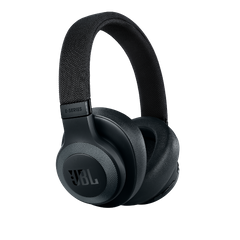 Наушники JBL E65BTNC Wireless Over-Ear NC Headphones Black, Black, Black