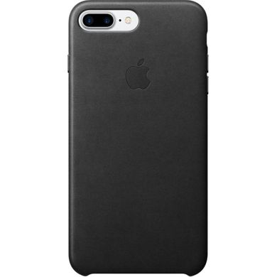 Leather case 7 Plus Black