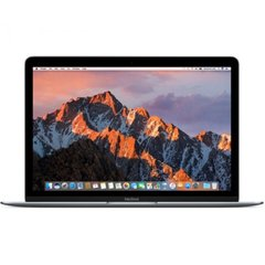 "Apple MacBook 12"" 256GB Space Gray (MNYF2) 2017, Space Gray"