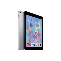 iPad Wi-Fi+LTE 32GB Space Gray 2018 (MR6Y2), Space Gray, 32GB