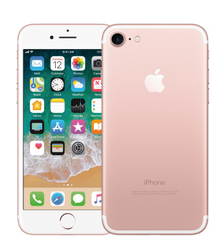 Активований Apple iPhone 7 128GB Rose Gold (MN952)