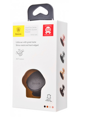 Автодержатель Baseus Small Ears Series Vertical Magnetic Bracket Leather Type