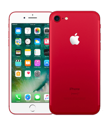 Активований Apple iPhone 7 128GB Product Red (MPRL2)