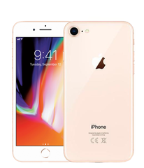 iPhone 8 64GB (Gold), Gold, 64GB, Новый, 1
