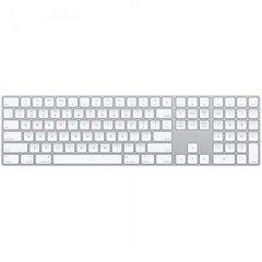 Полноразмерная клавиатура Apple Magic Keyboard Silver (MQ052)