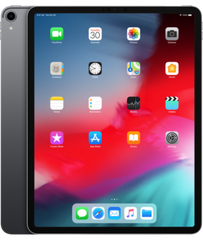 Apple iPad Pro 12.9-inch Wi‑Fi + Cellular 64GB Space Gray (MTHN2) 2018