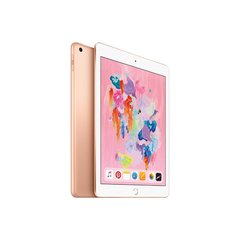 iPad Wi-Fi+LTE 32GB Gold 2018 (MRM52), Gold, 32GB