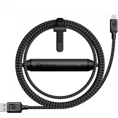 Nomad Battery Cable Lightning (Black)