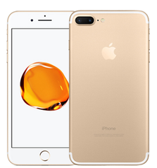 iPhone 7 Plus 128GB (Gold), Gold, 128GB, Новый, 1