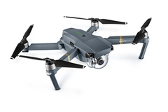 DJI MAVIC PRO, Space Gray