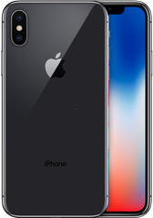 Apple iPhone X 64GB Space Gray (MQAC2) бу