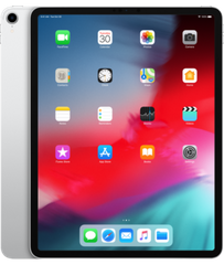 Apple iPad Pro 12.9-inch Wi‑Fi + Cellular 64GB Silver (MTHU2) 2018