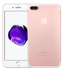 Активированный Apple iPhone 7 Plus 256Gb Rose Gold (MN502) бу