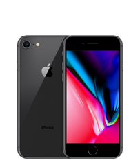 Apple iPhone 8 128GB Space Gray (MX132)