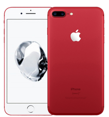 Активированный Apple iPhone 7 Plus 256Gb Red (MPR62)