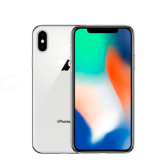 Apple iPhone X 256GB Silver (MQAG2) бу