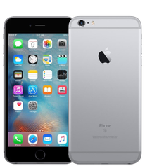 iPhone 6s 64GB (Space Gray), Space Gray, 64GB, Активированный, 1
