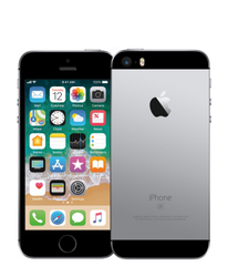 Активированный Apple iPhone SE 64GB Space Gray (MLM62)