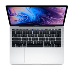 Apple MacBook Pro 13 Retina Silver with Touch Bar and Touch ID (MV9A2) 2019, Silver, 512 ГБ, Новый
