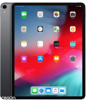 Apple iPad Pro 12.9-inch Wi‑Fi 512GB Space Gray (MTFP2) 2018
